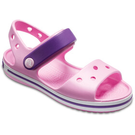 Crocs Crocband Sandals Kids carnation/amethyst